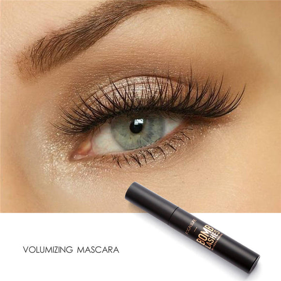 FOCALLURE Professional Mascara Waterproof Rimel 3d Mascara