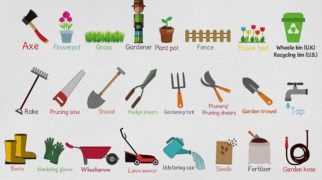 Agriculture & Farming Tools