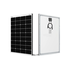 180 Watt Solar Panel / 12 Volt Mono Crystalline (Pack of 2)