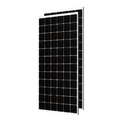 375 Watt Solar Panel - 24 Volt Mono Crystalline (Pack of 2)