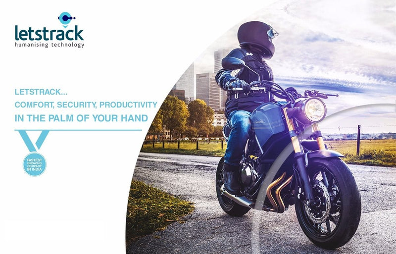 Letstrack Bike Series - GPS Vehicle Tracking Device