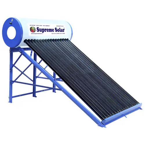 Supreme - Sunstorm GL ETC 220 LPD (SS) - Solar Water Heater- 10 Years Guarantee