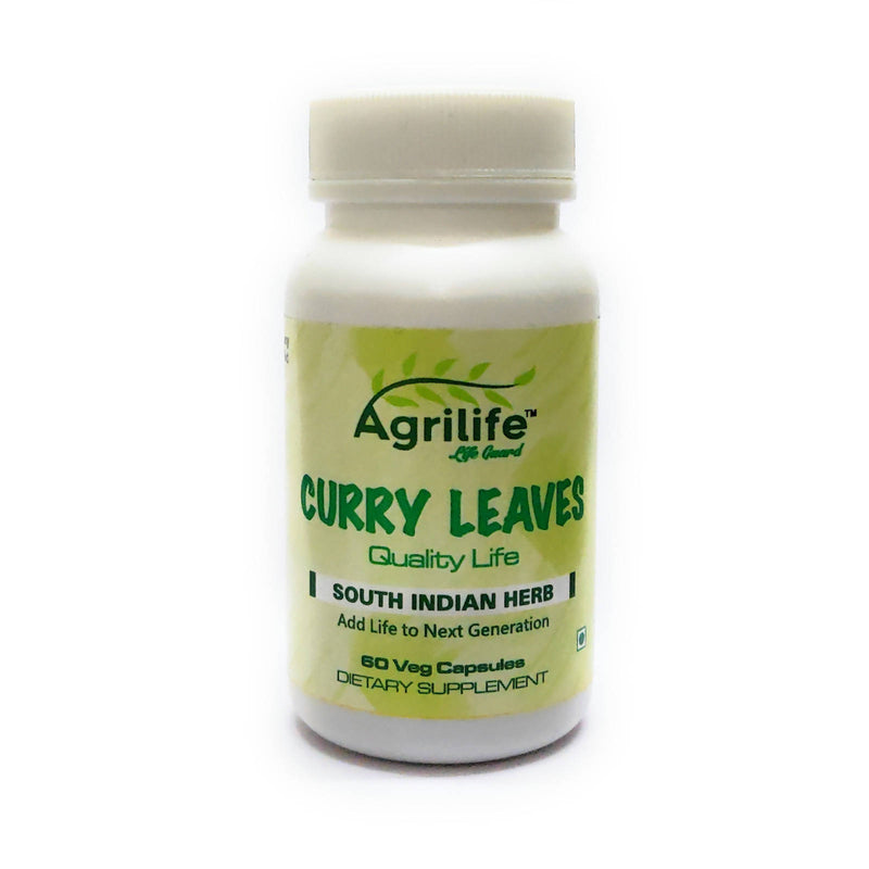 Curry Leaves 500mg 60 Capsules