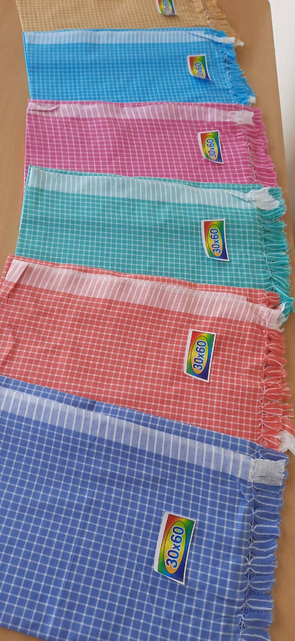 Cotton Towels - 480 Pcs (Pack of 1)