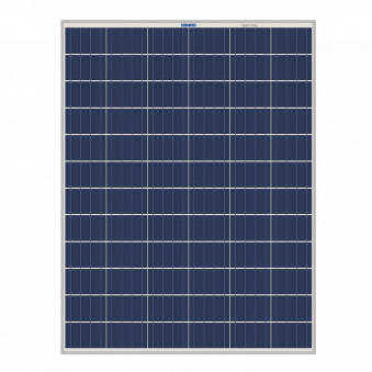Luminous Solar Panel 60 watt / 12 Volt Poly Crystalline