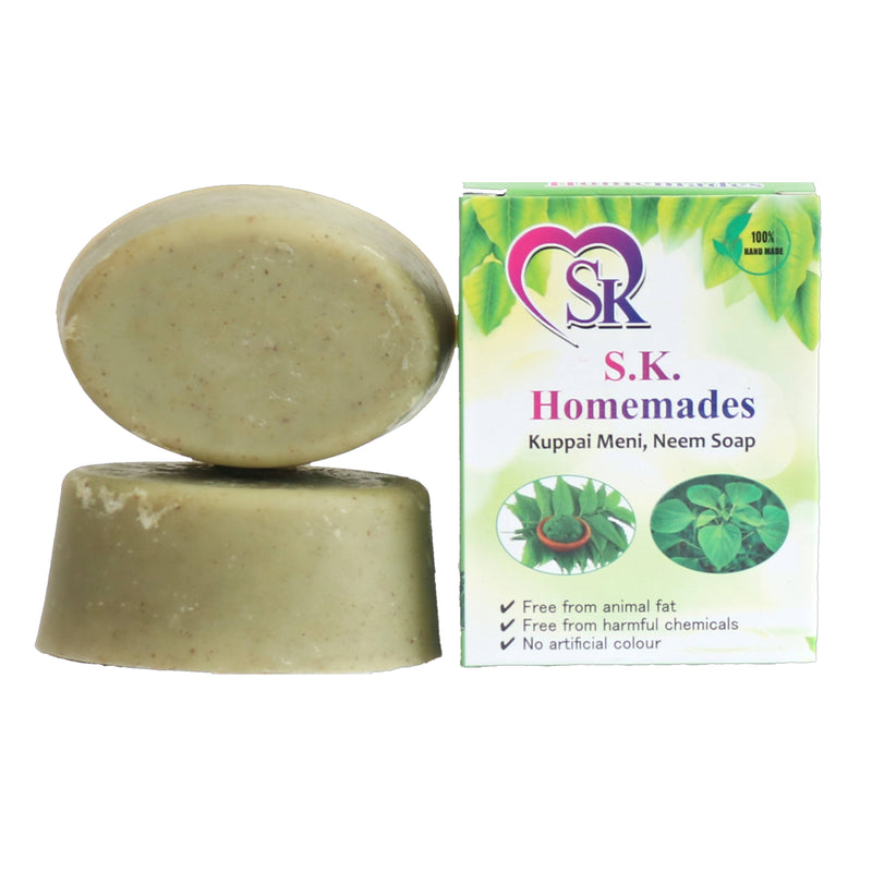 Kuppaimeni, Neem soap - (Pack of 3)
