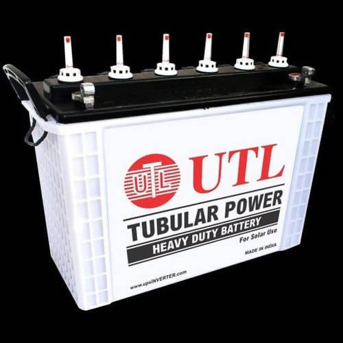 UTL UIT 1536 : 150 Ah Tubular C10 Battery - 36+24* Months Warranty