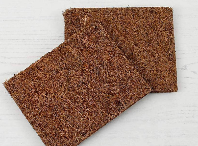 Coconut Scrub Pad - ( 4Pcs, Pack of 2)