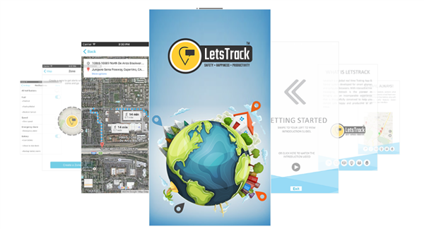 LetsTrack Basic ARAI Certified - GPS Vehicle Tracking Device