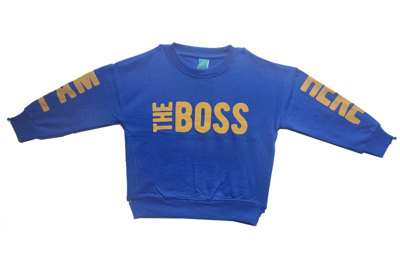 BOYS LOOPKNIT T-SHIRTS