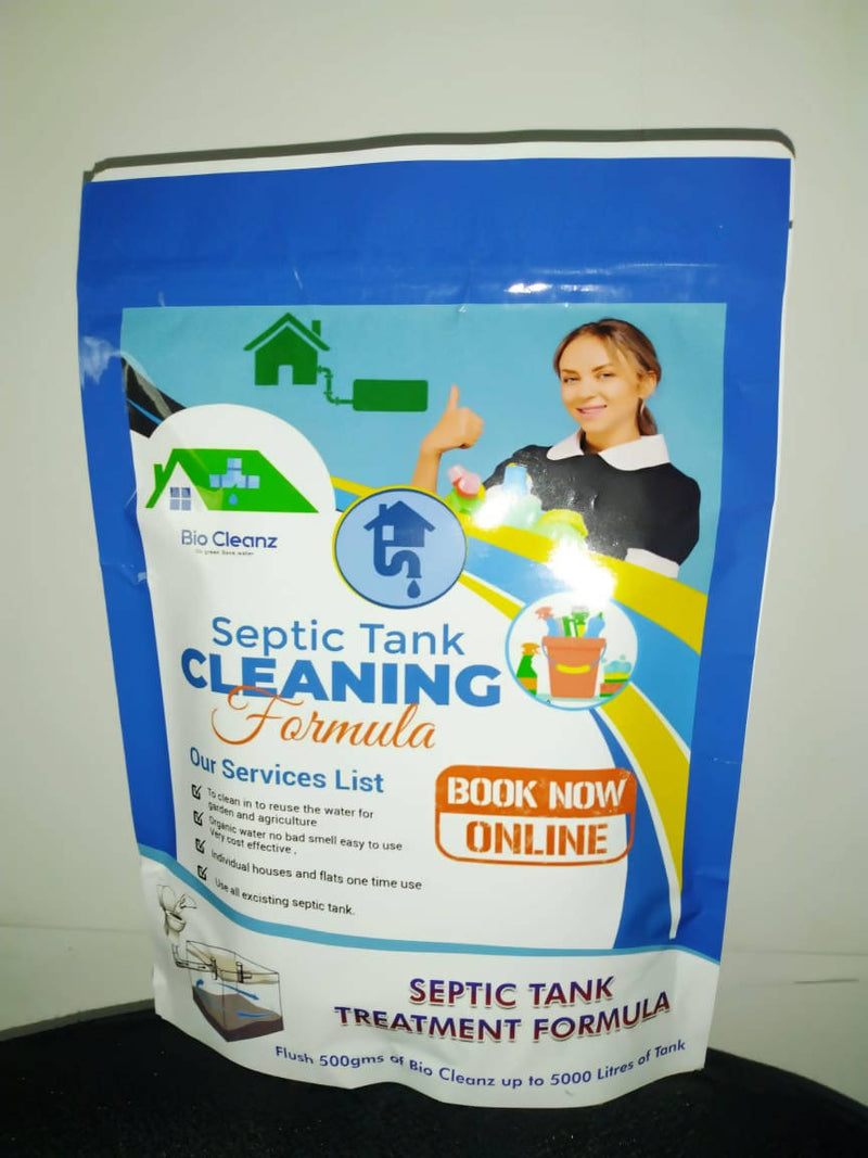 Septic Tank Cleaner