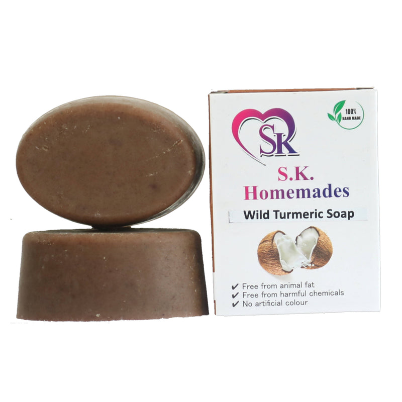 Musk Turmeric Soap - ( Pack of 3)