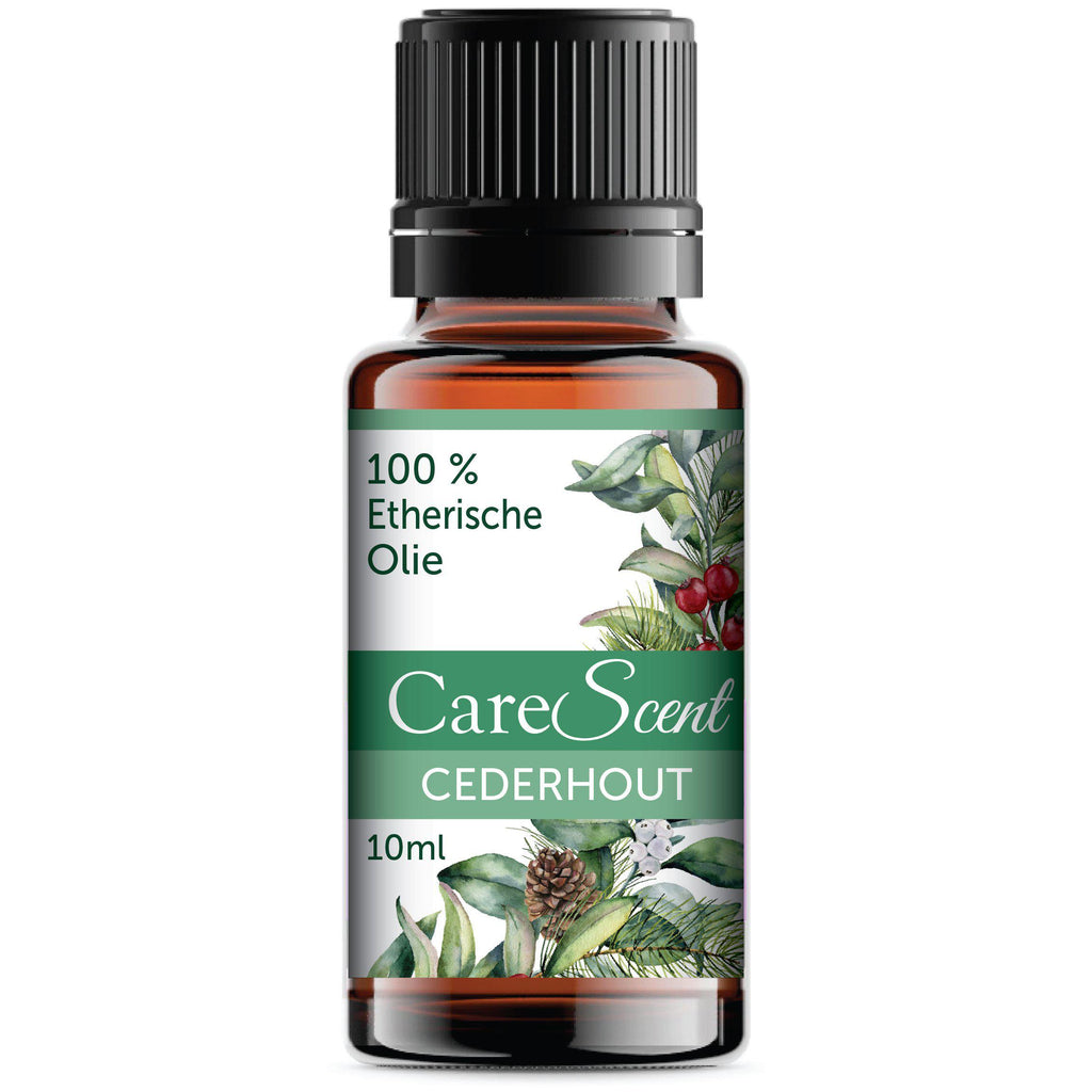 CareScent cederhout etherische olie