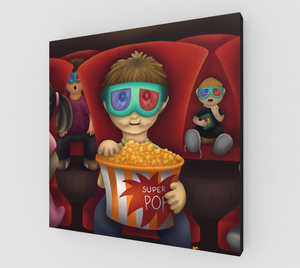 Movie Matinee Print