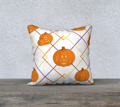 Sweet Halloween Pumpkins Pillowcase
