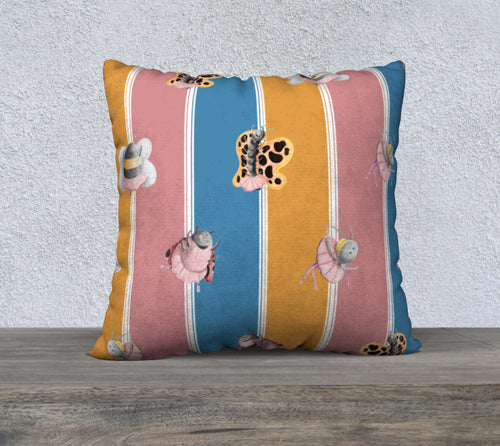 Ballerina Bugs Pillowcase