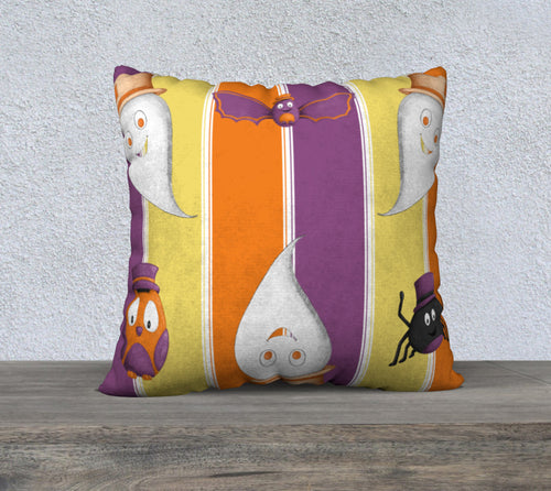 Sweet Halloween Boos Pillowcase