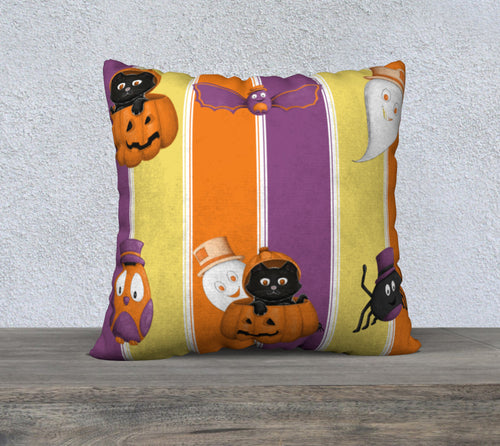 Sweet Halloween Cuties Pillowcase
