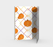 Sweet Halloween Pumpkins Spiral Notebook