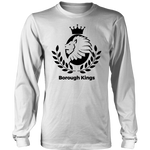 Borough Kings Long Sleeve Shirt - Borough Kings