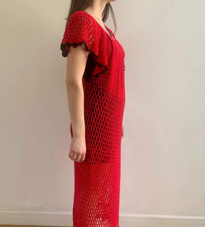 Crocheted Dress (SA10)