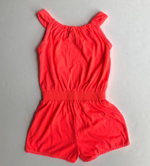 Cotton On Kids orange playsuit (3 years)