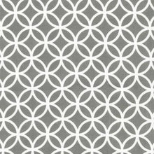 Load image into Gallery viewer, Flannel Pillowcase - Grey Circles