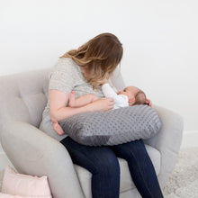 Load image into Gallery viewer, The Baby Buddy Nursing Pillow - Charcoal
