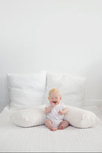 Load image into Gallery viewer, The Baby Buddy Nursing Pillow - Ivory