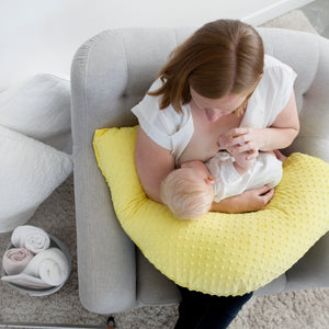 The Baby Buddy Nursing Pillow - Sunshine
