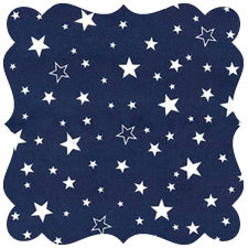 Nursing Pillow - Flannel Starry Night
