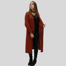 Load image into Gallery viewer, Alpaca Long Classy Cardigan