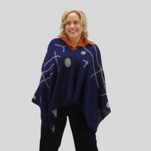 Load image into Gallery viewer, Australian Reversible Poncho