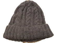 Load image into Gallery viewer, Alpaca Cable Beanie