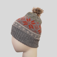 Load image into Gallery viewer, Alpaca Nordic Hat