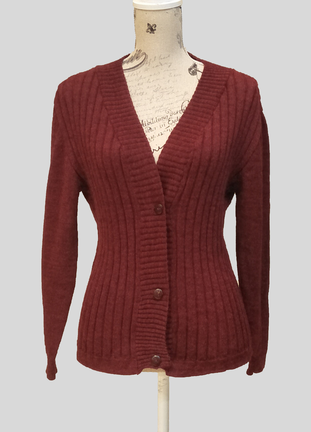 Alpaca Sally Cardigan