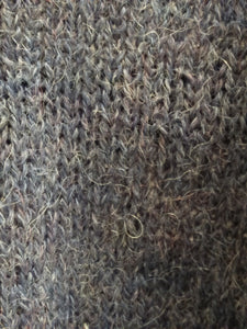 Alpaca Basic Knit Sweater