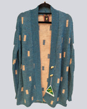 Load image into Gallery viewer, Alpaca Intarsia Cardigan
