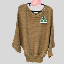 Load image into Gallery viewer, Alpaca Stripe Light Knit Jumper