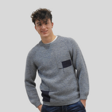 Load image into Gallery viewer, Alpaca Jacquard Sweater