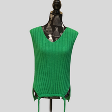 Load image into Gallery viewer, Alpaca Stripe Tunic with Bow