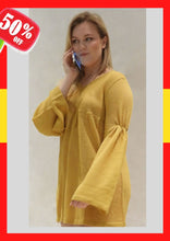 Load image into Gallery viewer, SOLD OUT Alpaca Tunic