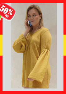SOLD OUT Alpaca Tunic