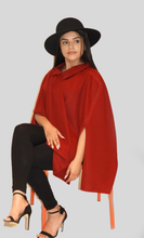 Load image into Gallery viewer, Alpaca Cape Tie