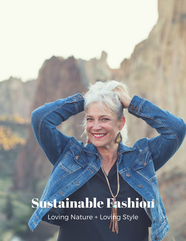 Wind + The Wanderer Sustainable Fashion Jewelry
