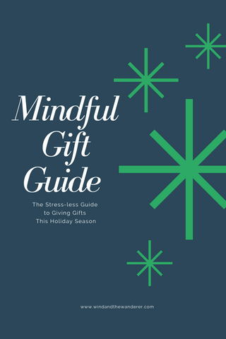 Mindful Gift Guide Christmas