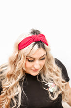 Load image into Gallery viewer, BOHO HEADBAND SOLID COLORS