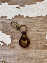 Load image into Gallery viewer, HANDSTITCHED  KEYCHAIN LITTLE LOPER'S