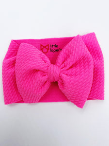 DOLL HEADWRAP SOLIDS