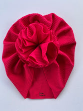 Load image into Gallery viewer, NB/BABY BLOOM TURBAN